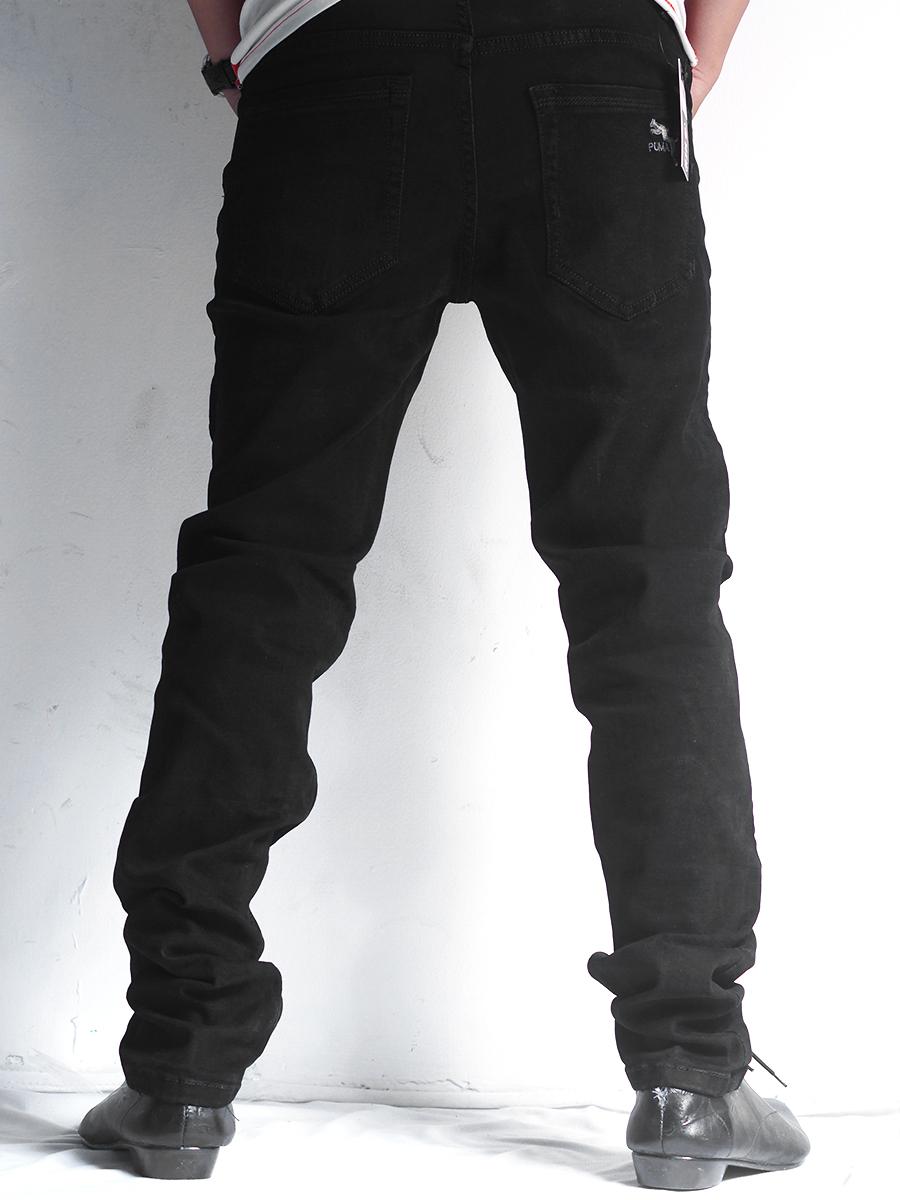 Quần jean đen qj1232 - 2