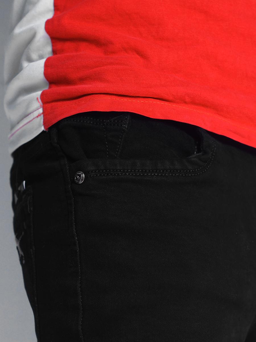 Quần jean đen qj1232 - 4