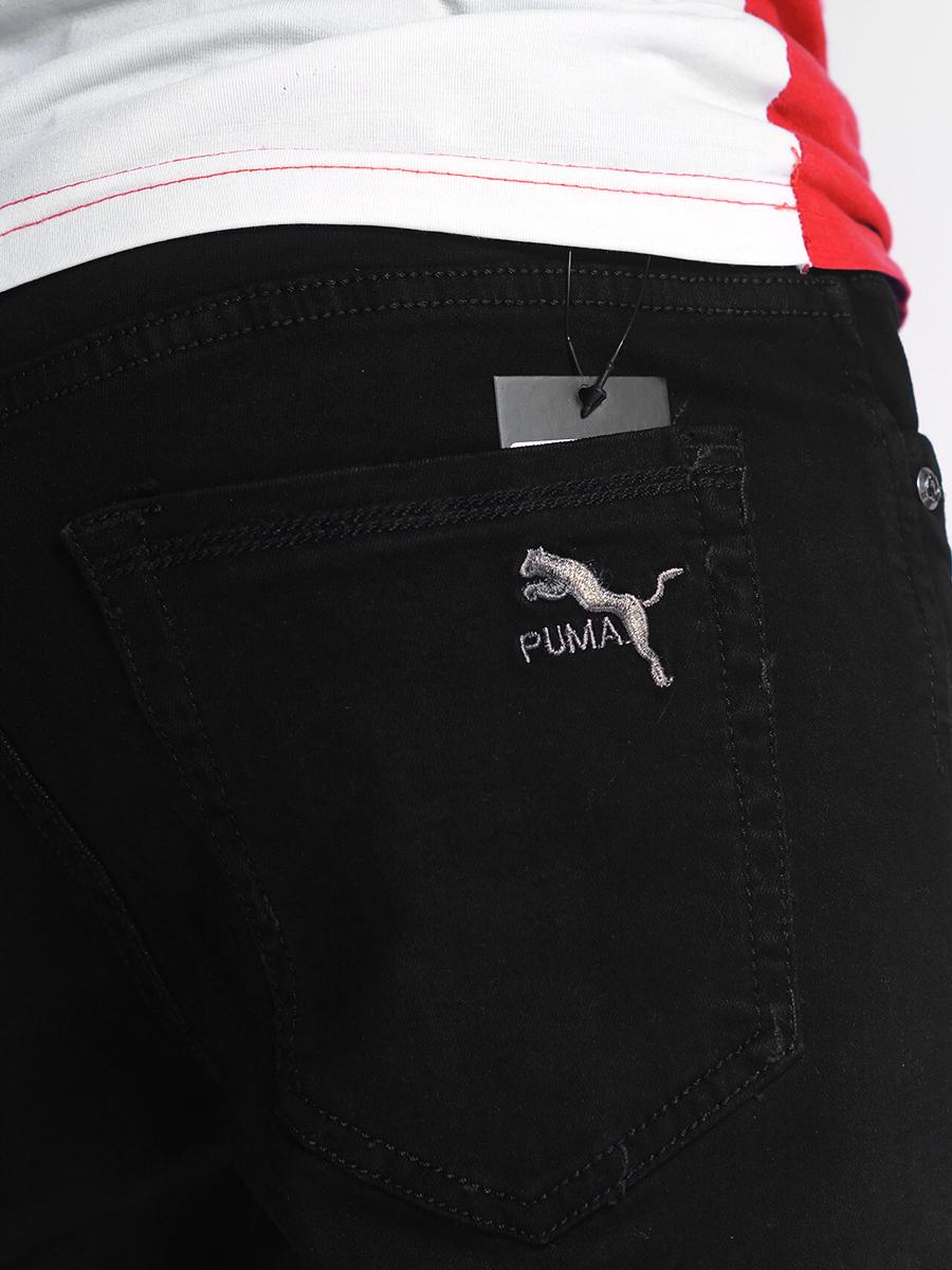 Quần jean đen qj1232 - 3