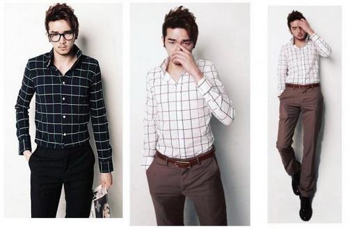 Thắt lưng nam cổ điển lên ngôi thời trang thu đông 2015 - 6
