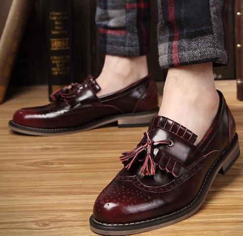 Bí quyết tỏa sáng phong cách cùng giày lười nam - 9