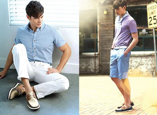 Bí quyết tỏa sáng phong cách cùng giày lười nam - 5
