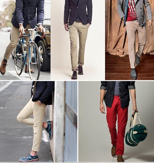 Bí quyết tỏa sáng phong cách cùng giày lười nam - 7