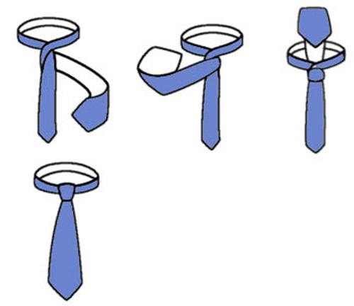 Cách thắt cà vạt nhanh cho nam giới bận rộn - 3
