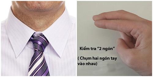 Mẹo hay giúp kiểm tra nhanh độ rộng - chật của áo sơ mi nam - 4