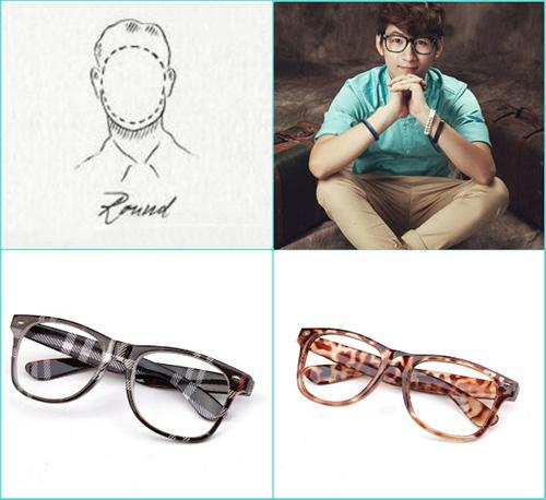 Bí quyết giúp chàng chọn kính phù hợp với gương mặt - 7