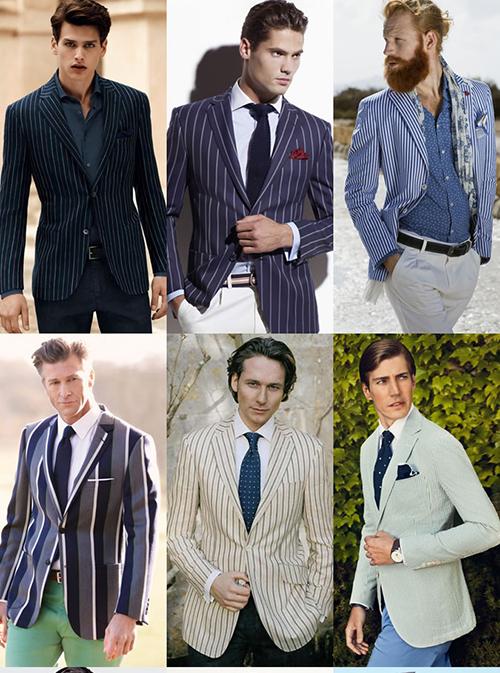 Biến hóa phong cách ngày thu cùng vest nam đa sắc - 9