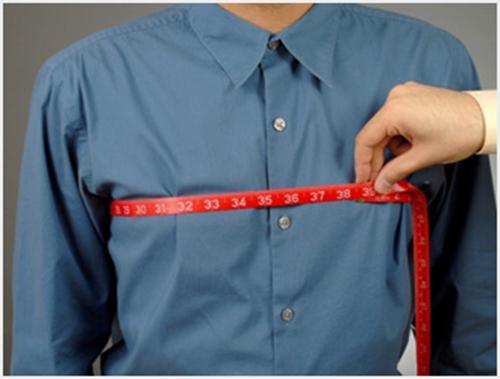 Cách chọn size quần áo nam chính xác 100 - 2
