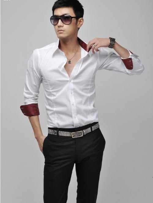 Những mẫu áo nam nên mua online - 3