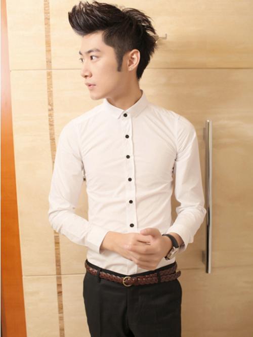Những mẫu áo nam nên mua online - 1