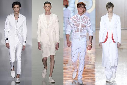Những trang phục nam giới nên tránh mặc trong lễ rằm tháng 7 - 1