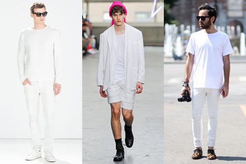 Những trang phục nam giới nên tránh mặc trong lễ rằm tháng 7 - 2