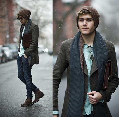 Ngày mưa chàng nên mặc gì - 5