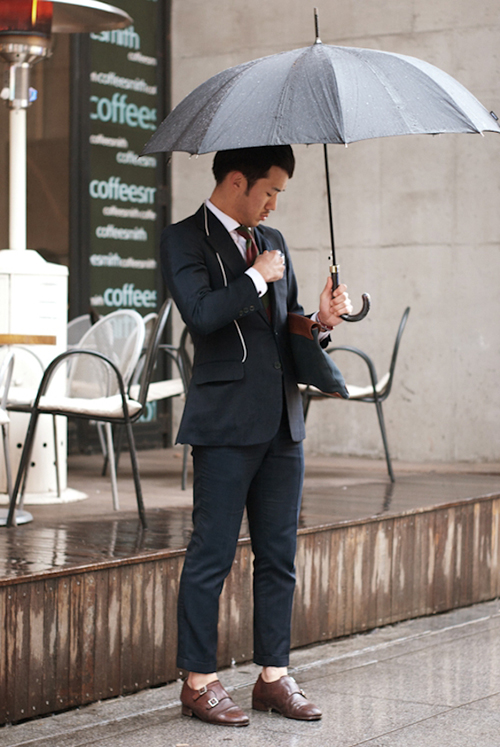 Ngày mưa chàng nên mặc gì - 2