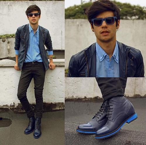 Ngày mưa chàng nên mặc gì - 7