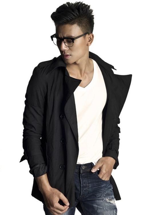 Mách chàng cách phối áo vest với thun sành điệu - 13