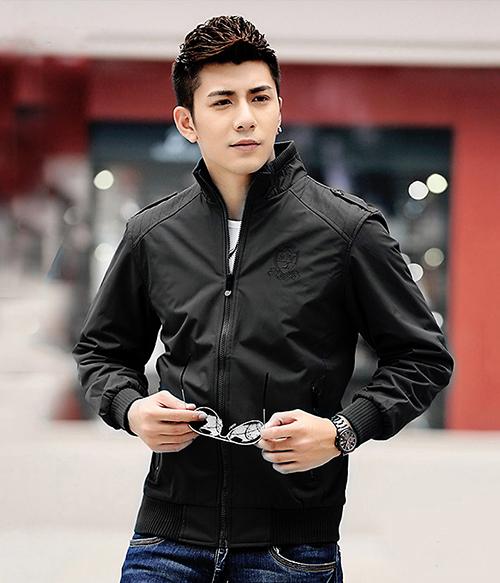 Muôn kiểu áo khoác đẹp cho chàng - 9