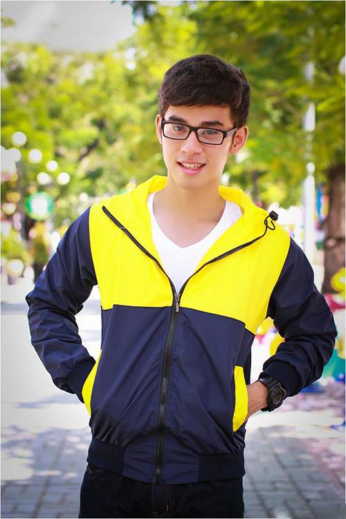 Muôn kiểu áo khoác đẹp cho chàng - 10