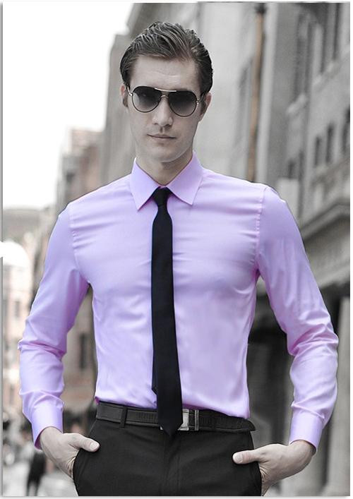 Giúp nam giới chọn áo sơ mi chuẩn theo màu da - 7