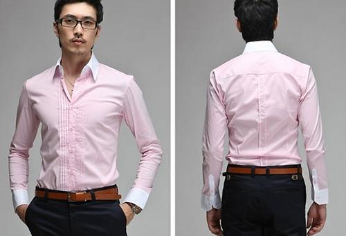 Giúp nam giới chọn áo sơ mi chuẩn theo màu da - 13
