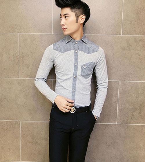 Giúp nam giới chọn áo sơ mi chuẩn theo màu da - 11