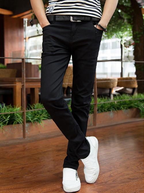 Các mẫu quần giúp tôn dáng chàng công sở - 15