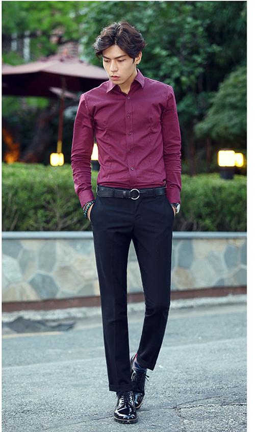 Các mẫu quần giúp tôn dáng chàng công sở - 3