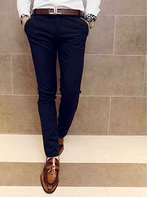 Các mẫu quần giúp tôn dáng chàng công sở - 9