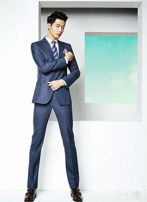 Phái mạnh sang trọng và đẳng cấp với áo vest tông màu xanh - 12