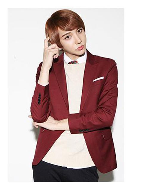 Thay đổi phong cách vào thu cùng vest đỏ - 11