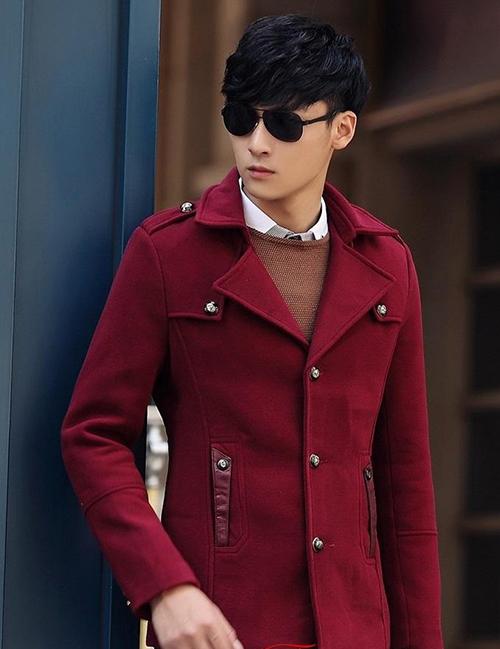 Thay đổi phong cách vào thu cùng vest đỏ - 8