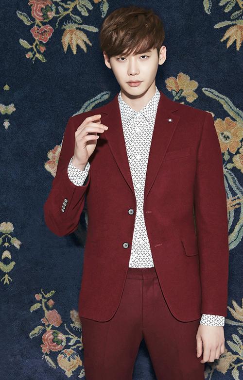 Thay đổi phong cách vào thu cùng vest đỏ - 7