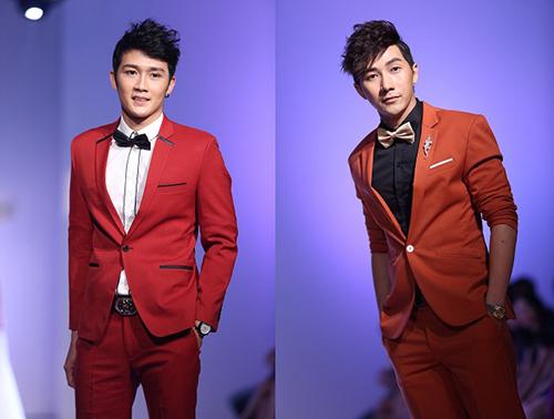 Thay đổi phong cách vào thu cùng vest đỏ - 5