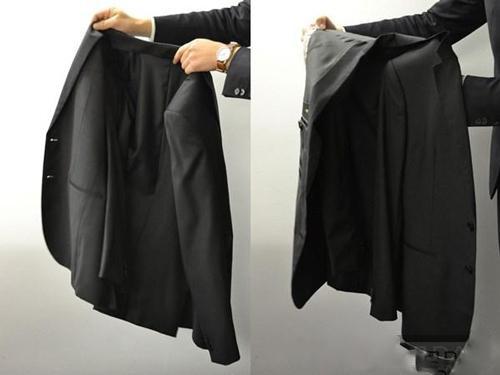 Cách gấp áo vest nhanh cho phái mạnh - 1