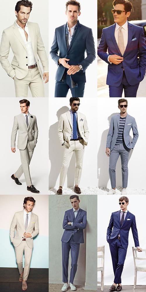 Gợi ý cách phối áo vest cùng kính râm và giày thể thao - 1