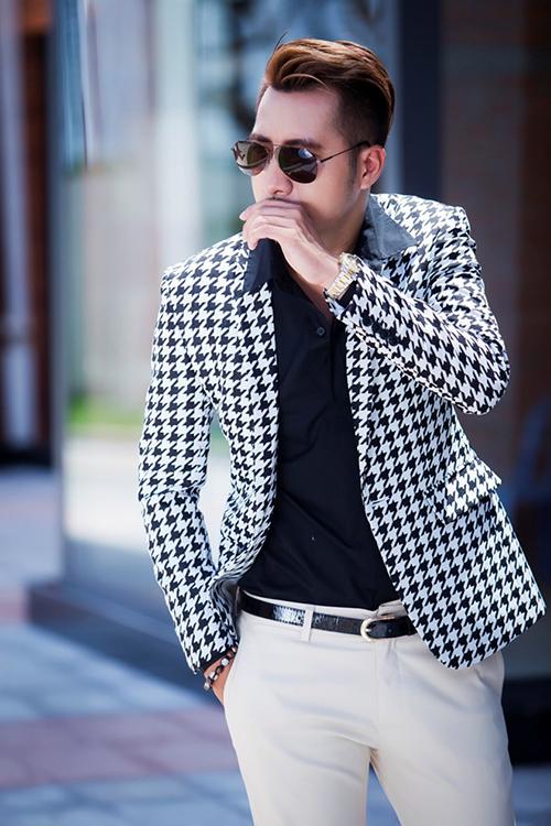 Cách chọn áo vest hợp với dáng người - 5