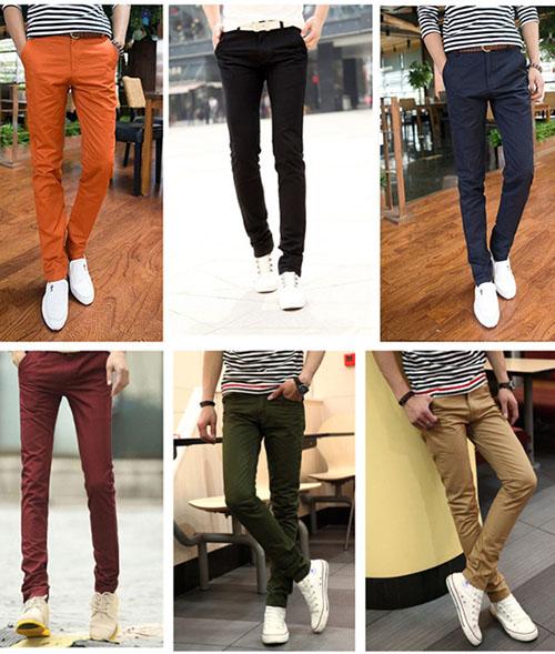 Mẹo chọn quần kaki đẹp hoàn hảo cho phái mạnh - 1