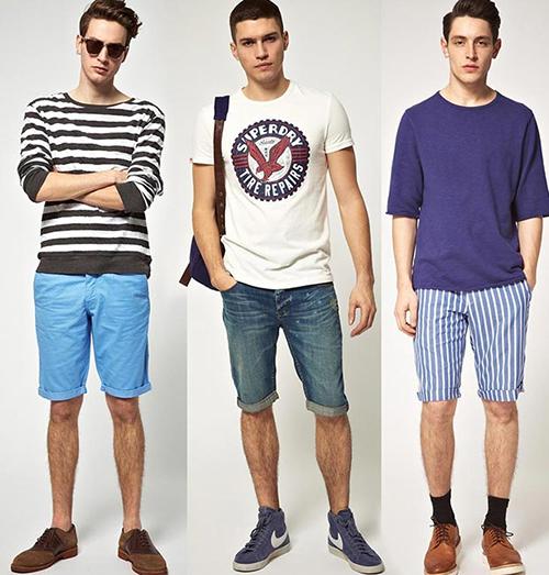 Áo thun - quần short đơn giản nhưng không đơn điệu - 6