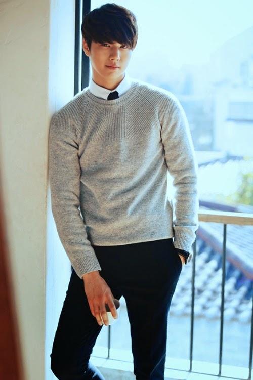 Sơ mi áo len sự kết hợp hoàn hảo cho mùa đông thêm ấm áp - 1