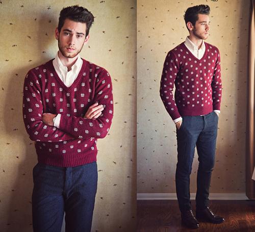 Gợi ý cách phối trang phục cùng quần jean cực ấn tượng đón noel - 3