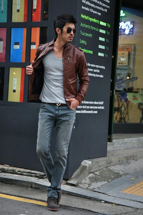 Gợi ý cách phối trang phục cùng quần jean cực ấn tượng đón noel - 8
