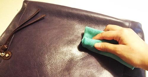 Bí quyết giúp chiếc túi da cho nam luôn mới - 3