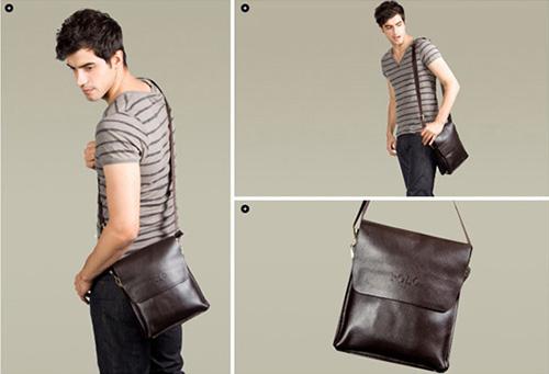 Những lí do hữu ích khiến nam giới nên mua ngay một chiếc túi xách - 2