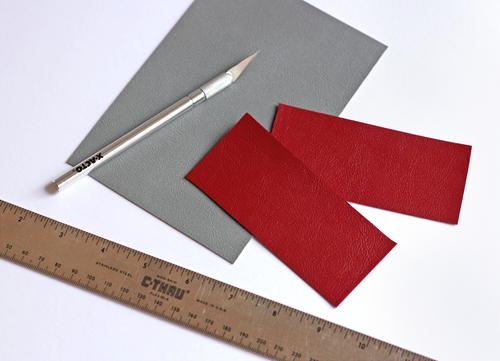 Cách làm ví da handmade độc và lạ - 1