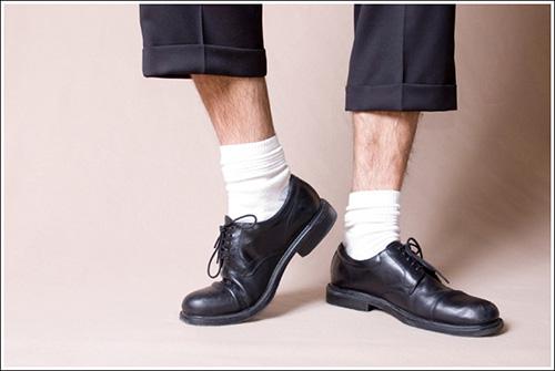 Những lỗi thời trang nam giới thường mắc phải - 5