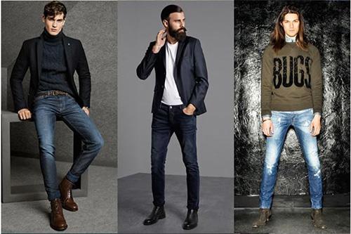 Bí quyết chọn quần jeans skinny đẹp cho nam - 3
