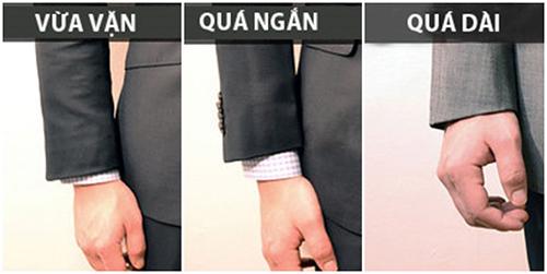 Tự kiểm tra kích cỡ áo khoác nam với thủ thuật đơn giản - 2
