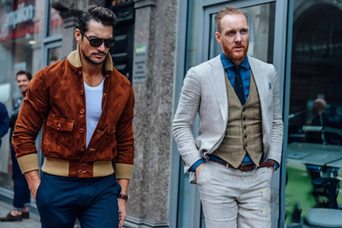 Tự kiểm tra kích cỡ áo khoác nam với thủ thuật đơn giản - 1