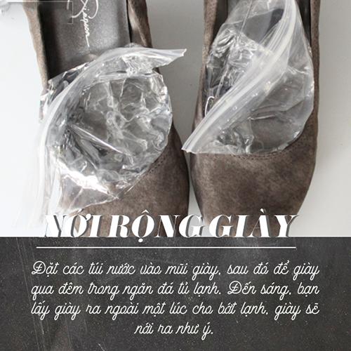 Tổng hợp mẹo hay về giày dép không thể bỏ qua - 5