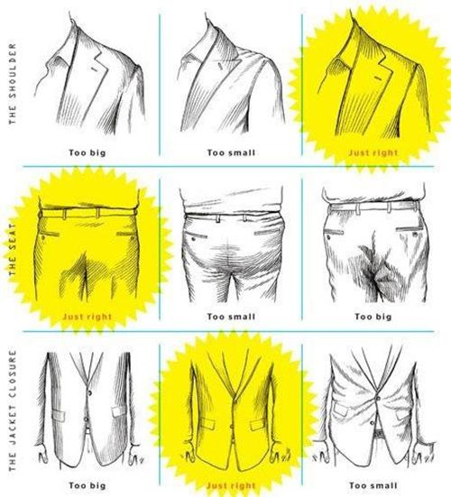 Những nguyên tắc mặc đồ nam đẹp không thể bỏ qua - 9